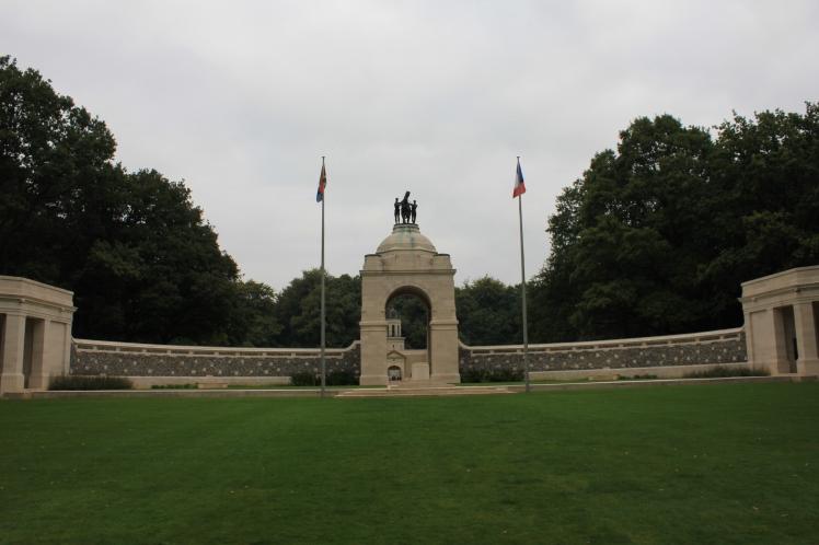 DW SA memorial