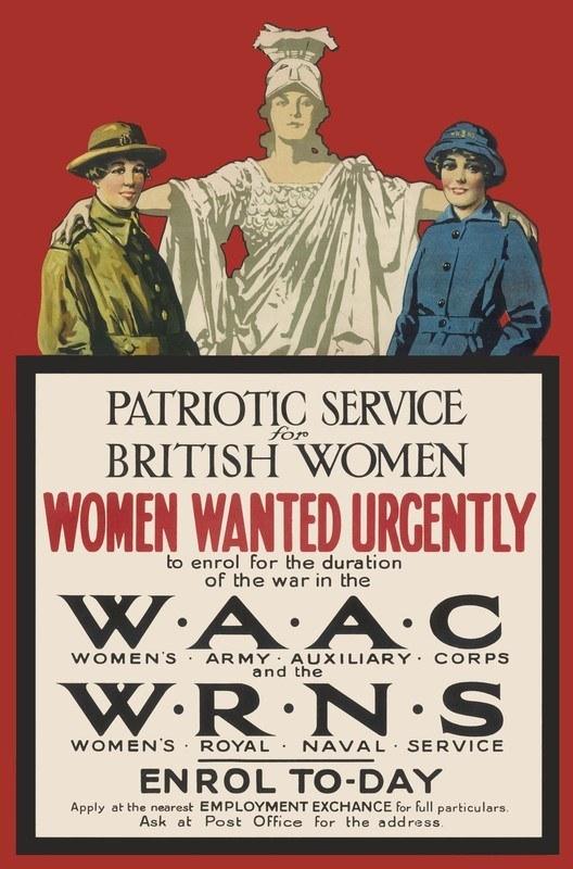 52-36 WAAC poster